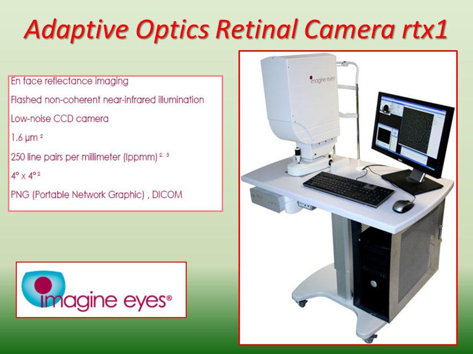 Adaptive Optics Retinal Camera rtx1 32