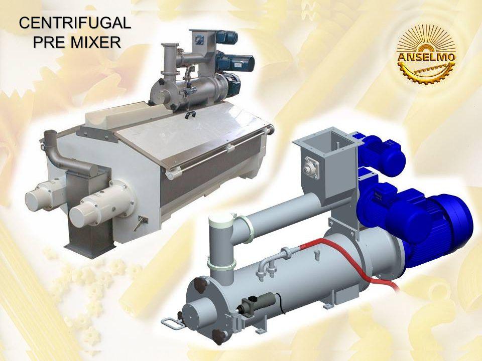 centrifugal pre-mixer CENTRIFUGAL PRE MIXER