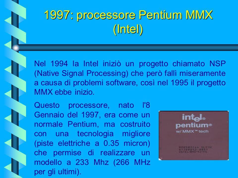 Fu così che AMD propose il suo primo processore