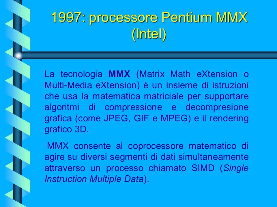La novità di questo processore fu quella di avere inserite nel suo codice, oltre alle classiche istruzioni dell'8086, anche ulteriori 21 nuove istruzi