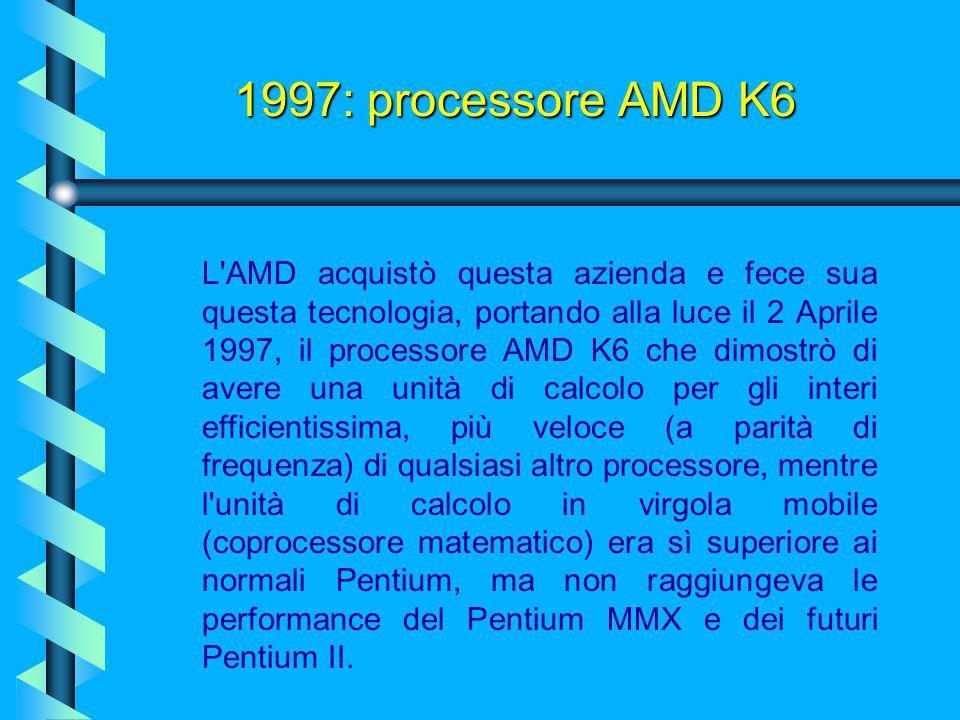 Nel 1993 una piccola azienda inglese dichiarò di essere riuscita a produrre un processore ultraveloce che faceva uso di un'unità RISC (tripla unità di