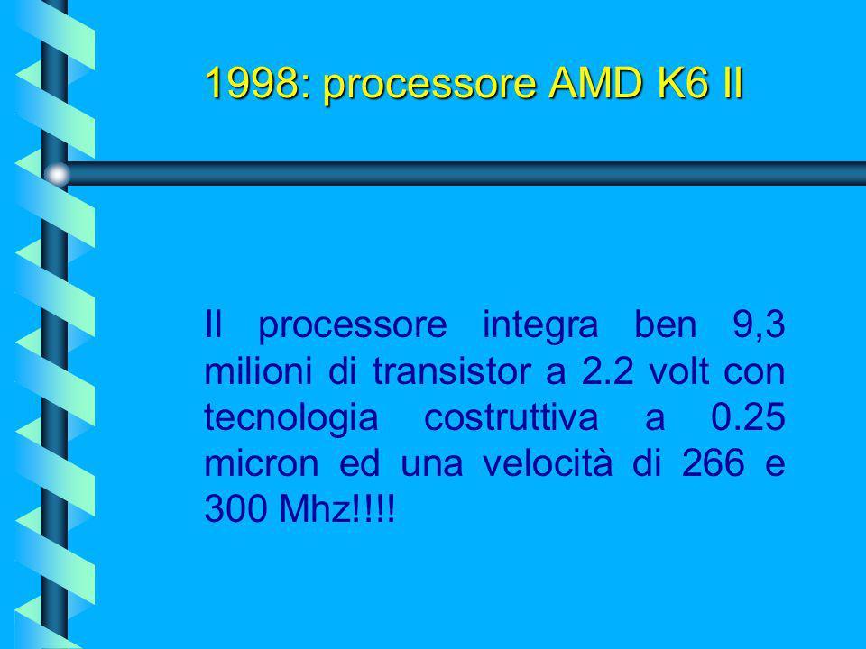 Più tardi AMD decide di lanciare una nuova versione del processore indirizzata ad una fascia di mercato che comprende un'utenza più professionale e, p