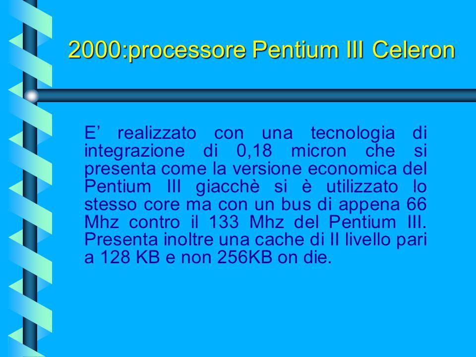 Differenze tra Pentium III Katmai e AMD Athlon 600 Pentium III 550AMD Athlon 600 Connessione scheda madre Tecnologia costruttiva Bus di sistema Cache