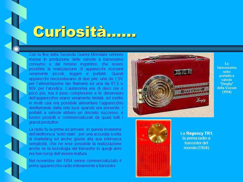 Il transistor (3) Ma si dovette attendere fino al 1950 per vedere il primo elaboratore elettronico costruito in serie. Si trattava dell'