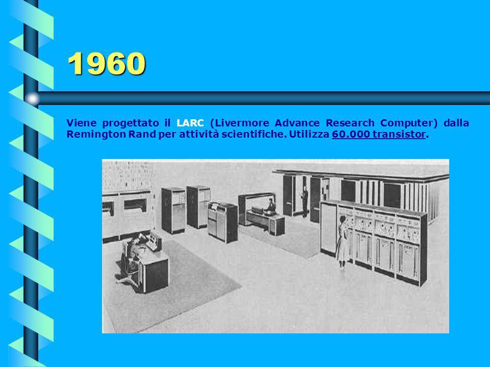 """1960 La Heatkit mette sul mercato il suo EC1 per scopi educativi. E' il primo computer analogico """"abbordabile"""" da un vasto pubblico per via del prezzo"""