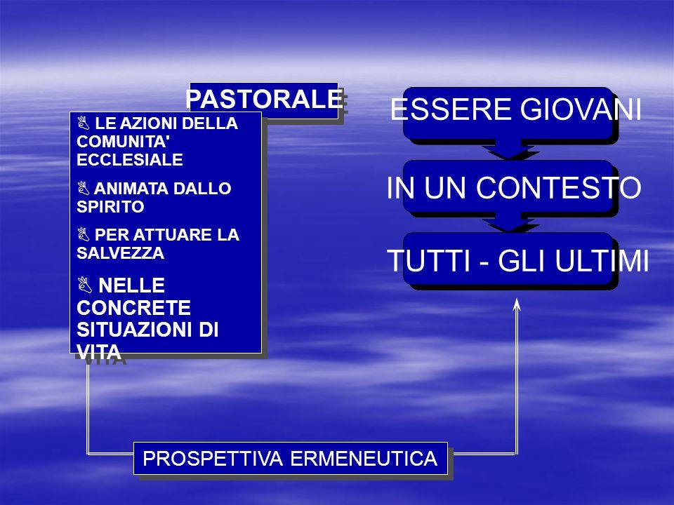 TUTTI I GRUPPI POSSONO DIVENTARE GRUPPI ECCLESIALI ALLA CONDIZIONE...