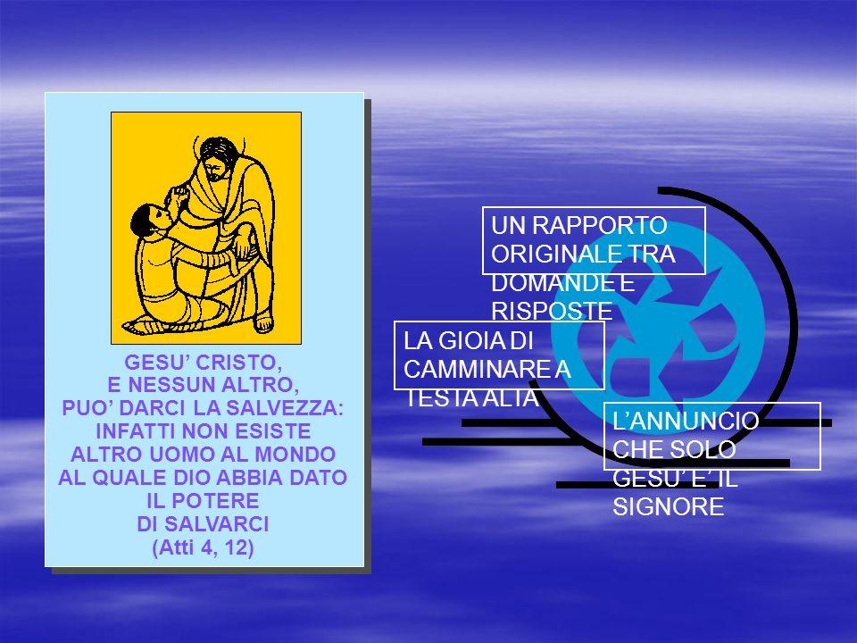 ATTEGGIAMENTI FONDAMENTALI: FEDE SPERANZA CARITA COMPETENZE CORRISPONDENTI ACQUISITE INTERVENTI EDUCATIVI QUOTIDIANI esempio: SERVIZIO -> CARITA' ATTESA -> SPERANZA GRATUITA' -> AMORE esempio: SERVIZIO -> CARITA' ATTESA -> SPERANZA GRATUITA' -> AMORE PER DIRE CONCRETAMENTE CHE GESU' E' IL DETERMINANTE PER DIRE CONCRETAMENTE CHE GESU' E' IL DETERMINANTE