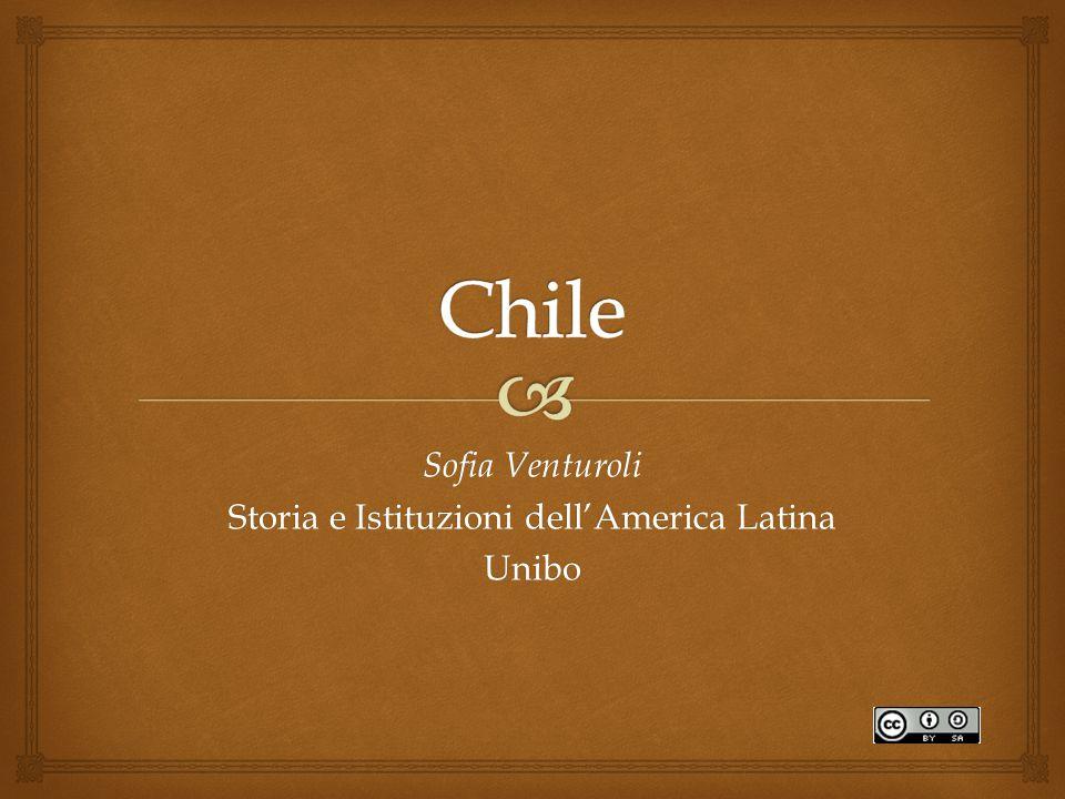 Sofia Venturoli Storia e Istituzioni dell'America Latina Unibo