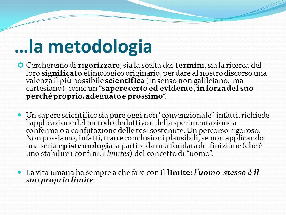 La persona II La Struttura della Personalità: Genetica (cromosomica e mitocondriale) Ambiente (familiare, sociale, culturale) Educazione (formazione, crescita della dimensione psicologico - affettiva, etc.)