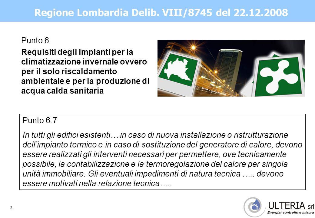 2 Regione Lombardia Delib.