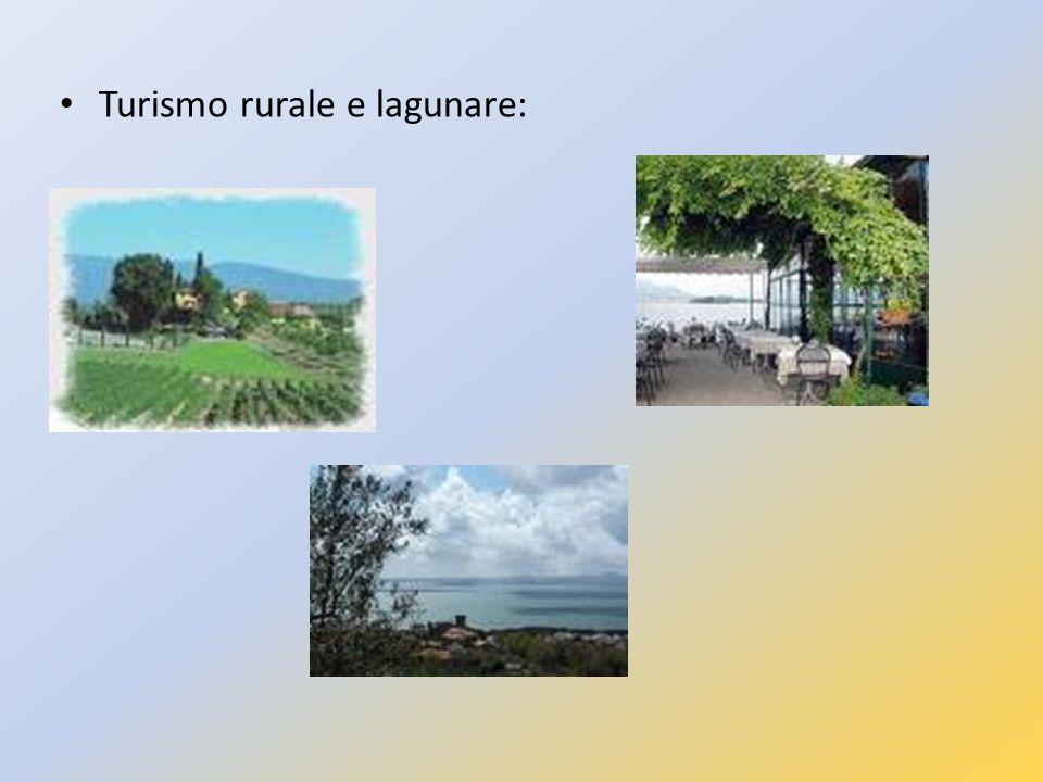 Turismo rurale e lagunare: