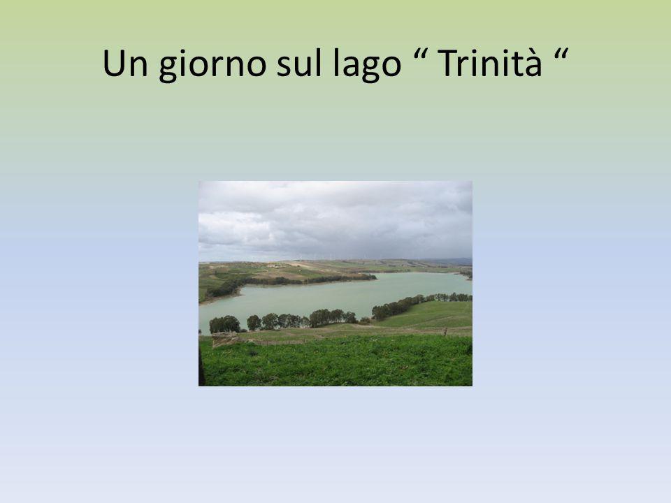"""Un giorno sul lago """" Trinità """""""