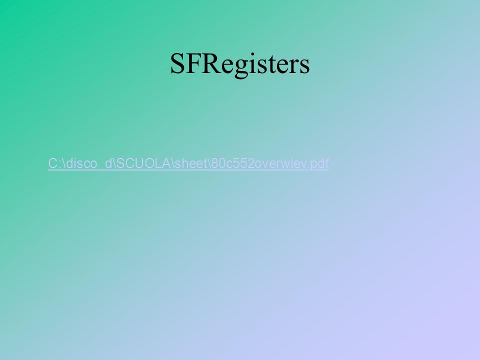 SFRegisters C:\disco_d\SCUOLA\sheet\80c552overwiev.pdf