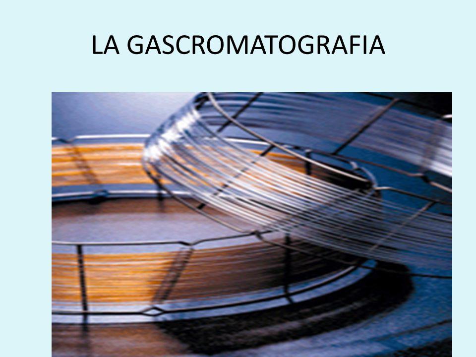 LA GASCROMATOGRAFIA 1