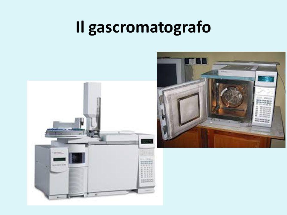 Il gascromatografo