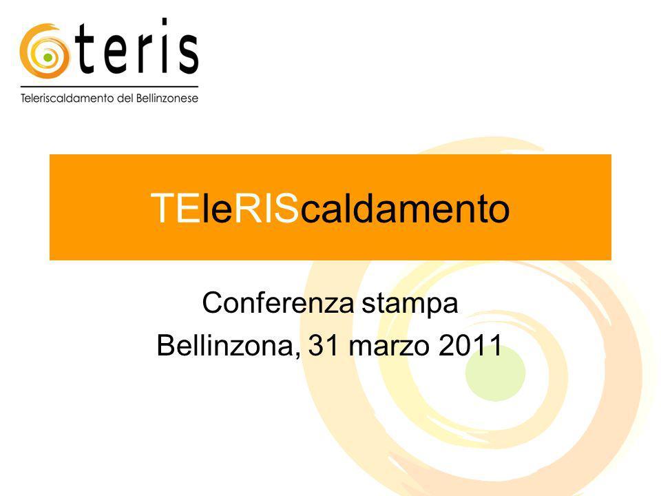 TEleRIScaldamento Conferenza stampa Bellinzona, 31 marzo 2011