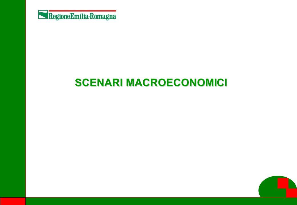 3 Le proiezioni del PIL per i principali paesi e le aree economiche (variazioni % annue a prezzi costanti) Fonte: IMF, Word Economic Outlook, luglio 2014 Proiezioni Differenze con proiezioni di aprile 2014 Tassi di crescita cumulativi 2007 – 2013 201220132014201520142015 Pil mondiale3,53,23,44,0-0,30,019,4 Economie avanzate1,41,31,82,4-0,40,14,0 USA2,81,91,73,0-1,10,15,9 Giappone1,41,51,61,10,30,10,3 Regno Unito0,31,73,22,70,40,2-1,4 Area Euro-0,7-0,41,11,50,00,1-1,6 Germania0,90,51,91,70,20,14,2 Francia0,3 0,71,4-0,3-0,11,0 Italia-2,4-1,90,31,1-0,30,0-8,7 Spagna-1,6-1,21,21,60,30,6-5,7 Economie emergenti e in via di sviluppo5,14,74,65,2-0,2-0,137,3 Brasile1,02,51,32,0-0,6 19,9 Cina7,7 7,47,1-0,2 67,5 India4,75,05,46,40,0 45,7 Russia3,41,30,21,0-1,1-1,310,7 Medio Oriente e Nord Africa4,92,53,14,8-0,20,227,0