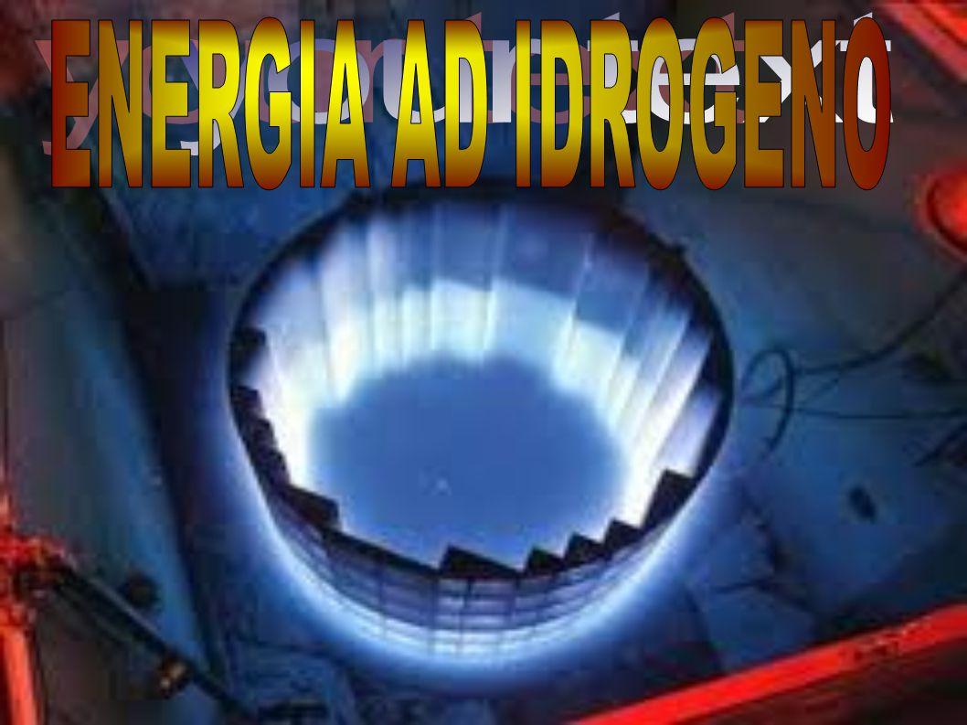 ENERGIA AD IDROGENO Un sistema per ottenere energia dall è la fusione nucleare.