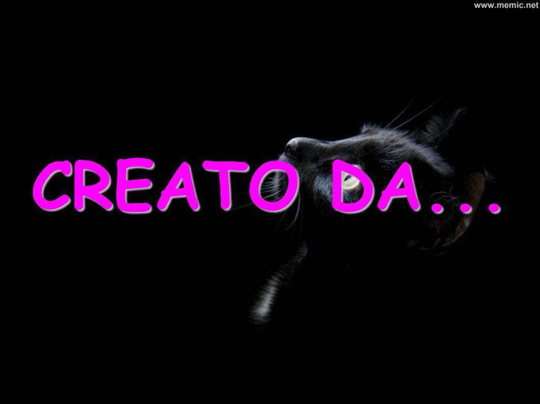 CREATO DA...