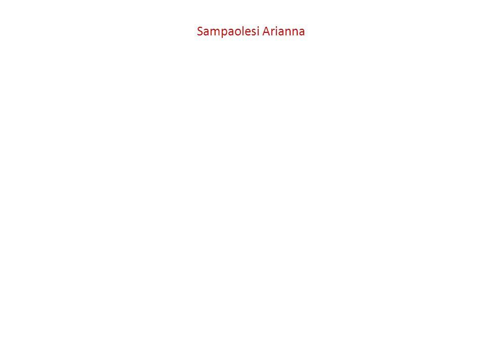 Sampaolesi Arianna