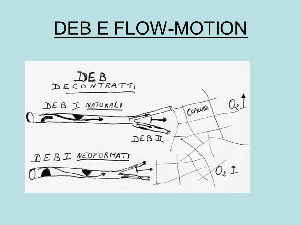DEB E FLOW-MOTION