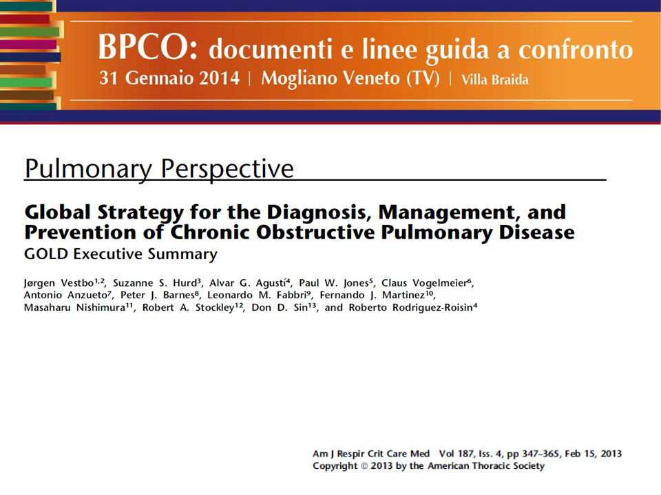 it is now widely recognized that COPD is a complex syndrome with pulmonary and extrapulmonary components.