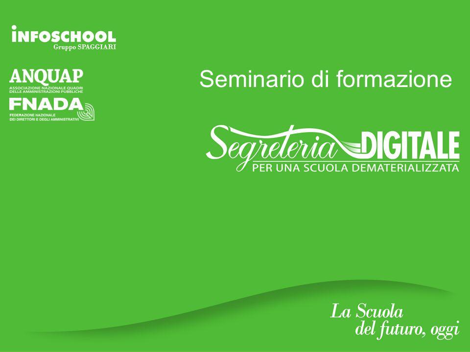 E' un progetto GruppoSpaggiari Parma Il D.Leg.vo 33/2013 Con l entrata in vigore del D.
