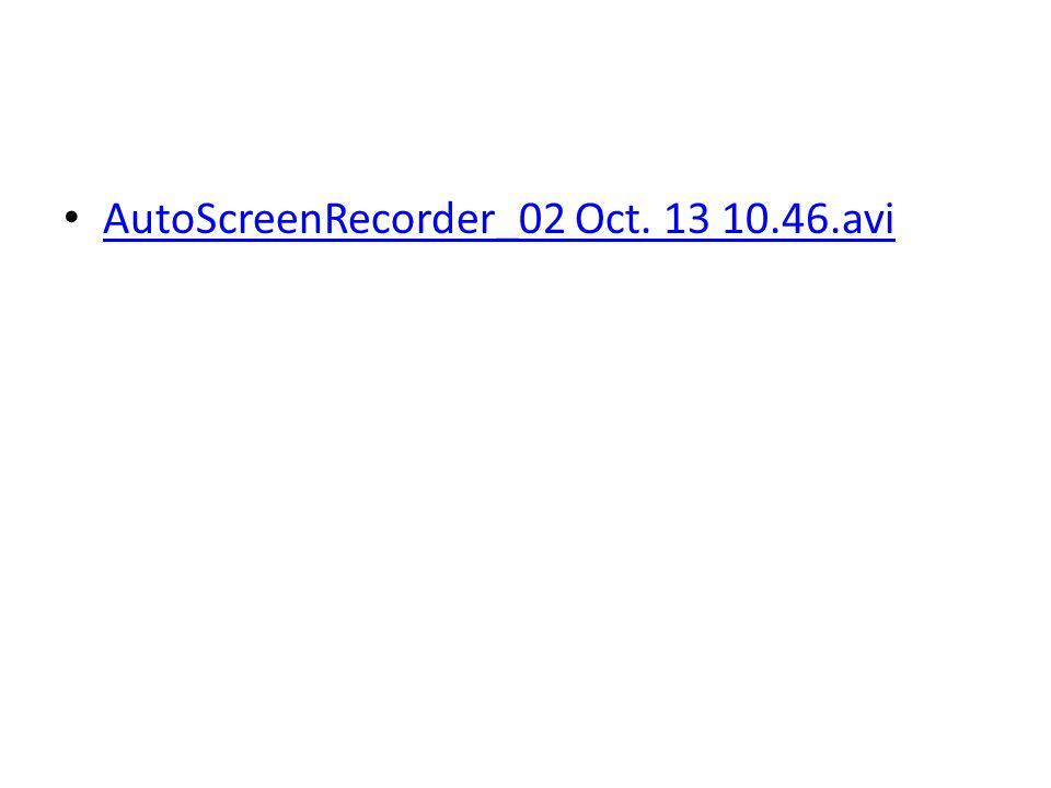 AutoScreenRecorder_02 Oct. 13 10.46.avi