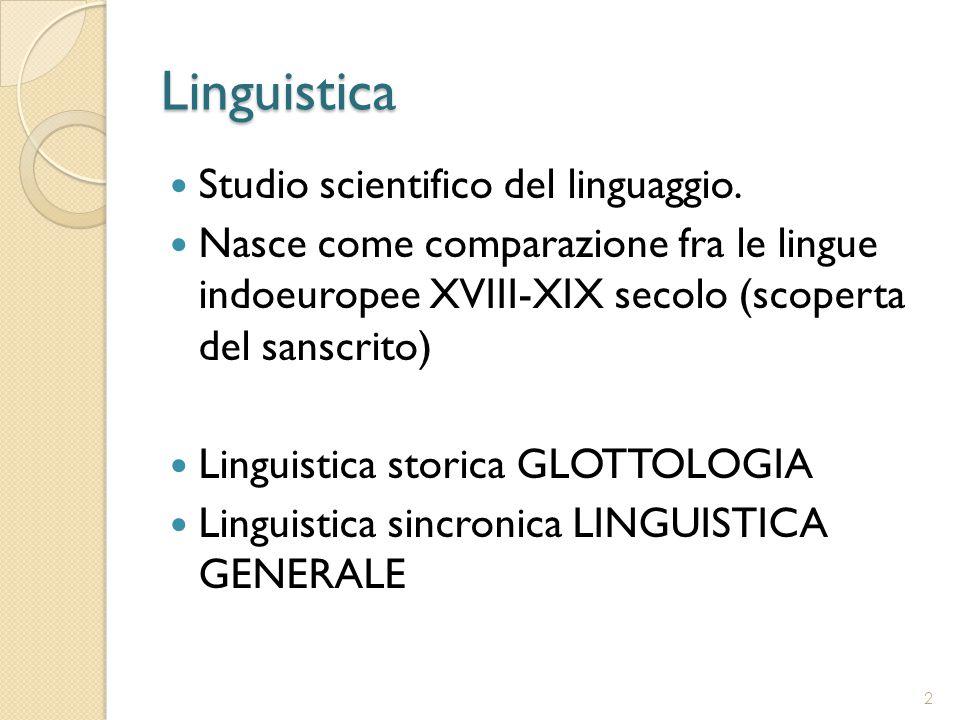 Linguistica funzionale III Grammatica funzionale = grammatica naturale (modalità d'uso della lingua) contrapposta a formale.