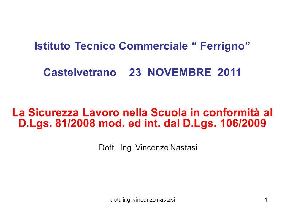 dott. ing. vincenzo nastasi22