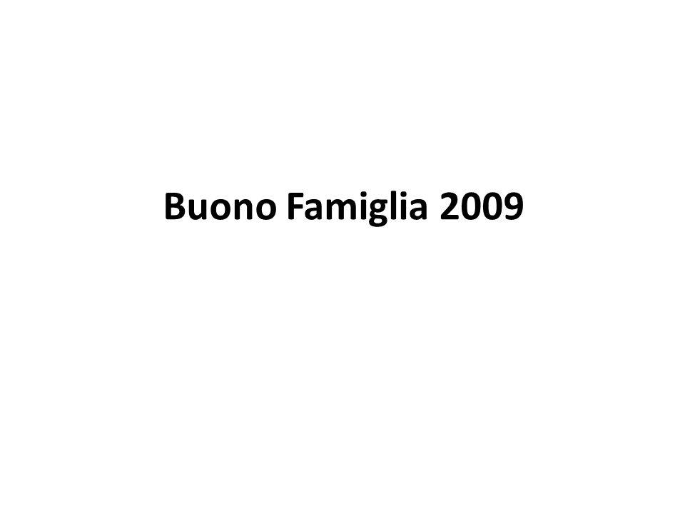 Buono Famiglia 2009