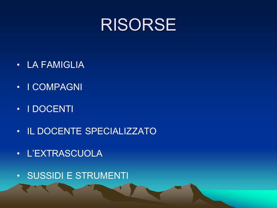 METODOLOGIE LA RICERCA-AZIONE COGNITIVO - COMPORTAMENTALE FEUERSTEIN MESSAGGIO-IO COOPERATIVE LEARNING ROLE - PLAYING TUTORING