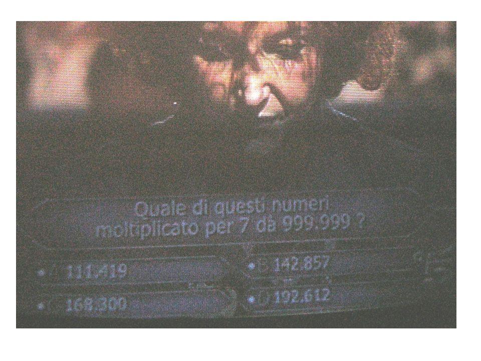2012 Il primo esercizio di Dotto * Dotto si sta esercitando con i numeri.