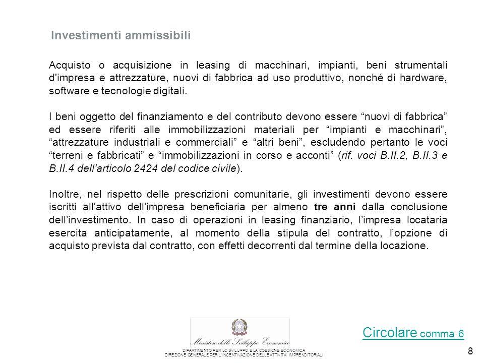 PMI Banca o intermediario finanz.