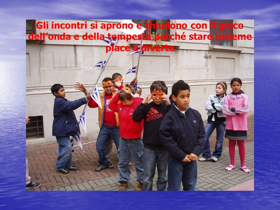 Una bella esperienza : Scuola Manzoni Brescia Tre nostri soci hanno realizzato il progetto in due terze elementari nelle quali convivono trentasei bambini di quindici etnie diverse.