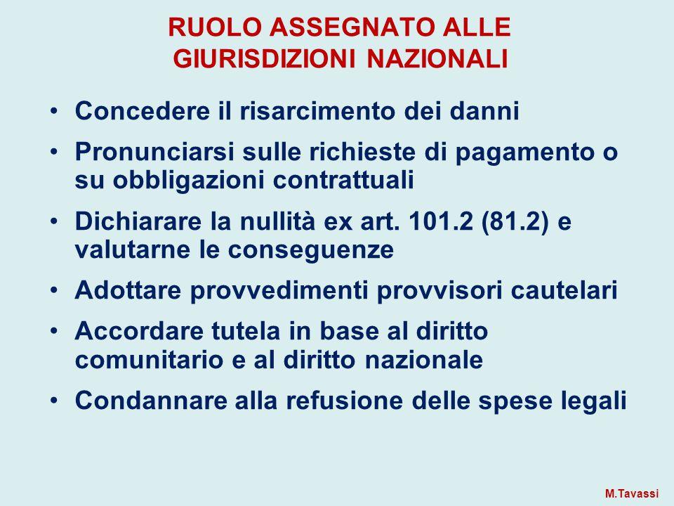 CRITERI DELLA GIURISPRUDENZA ITALIANA (II)  Yardstick approaches (product market benchmark): Albacom/Telecom Italia, App.