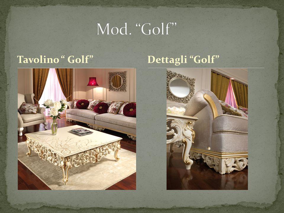 """Tavolino """" Golf""""Dettagli """"Golf"""""""