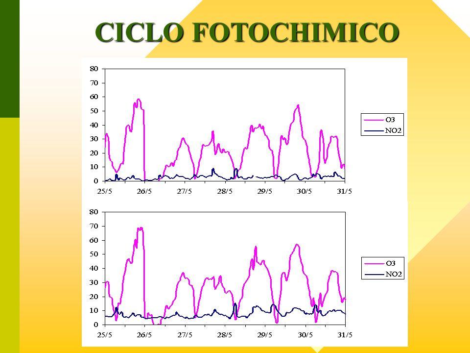 CICLO FOTOCHIMICO