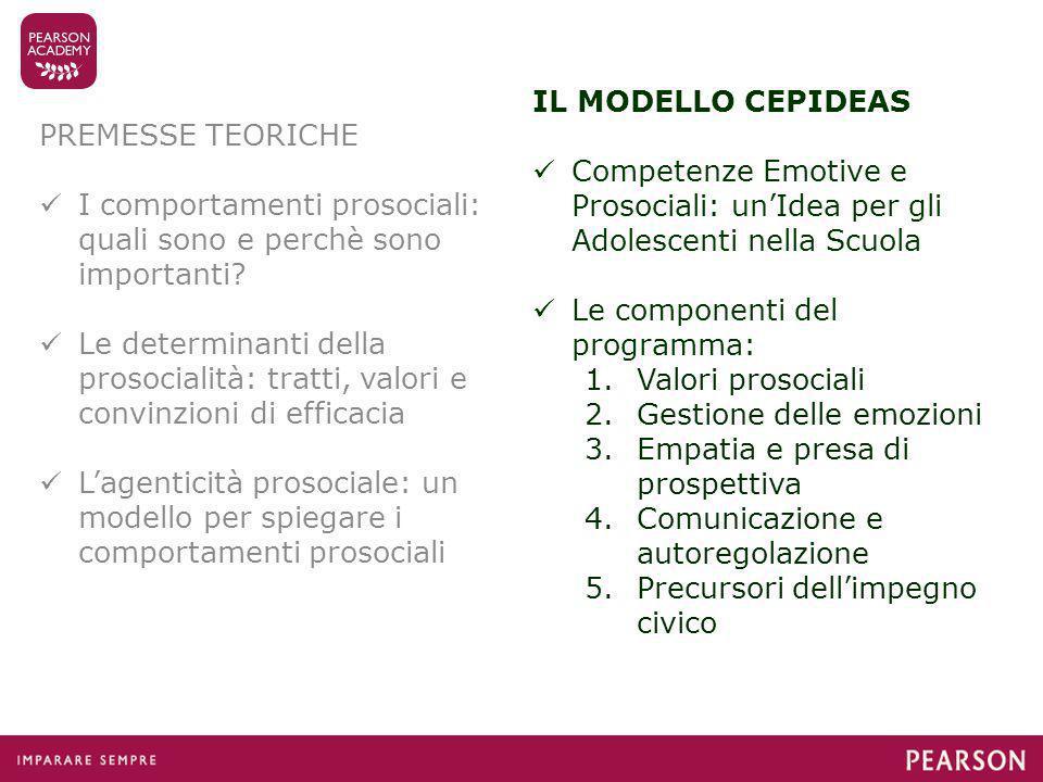 Componente 5 Precursori dell'impegno civico