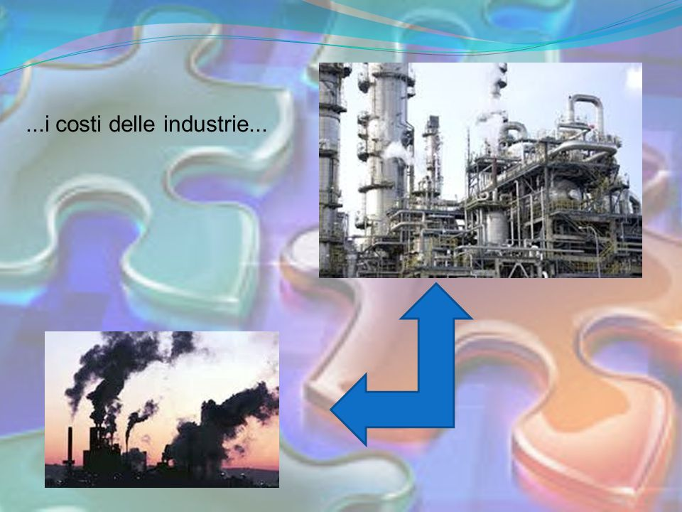 ...i costi delle industrie...