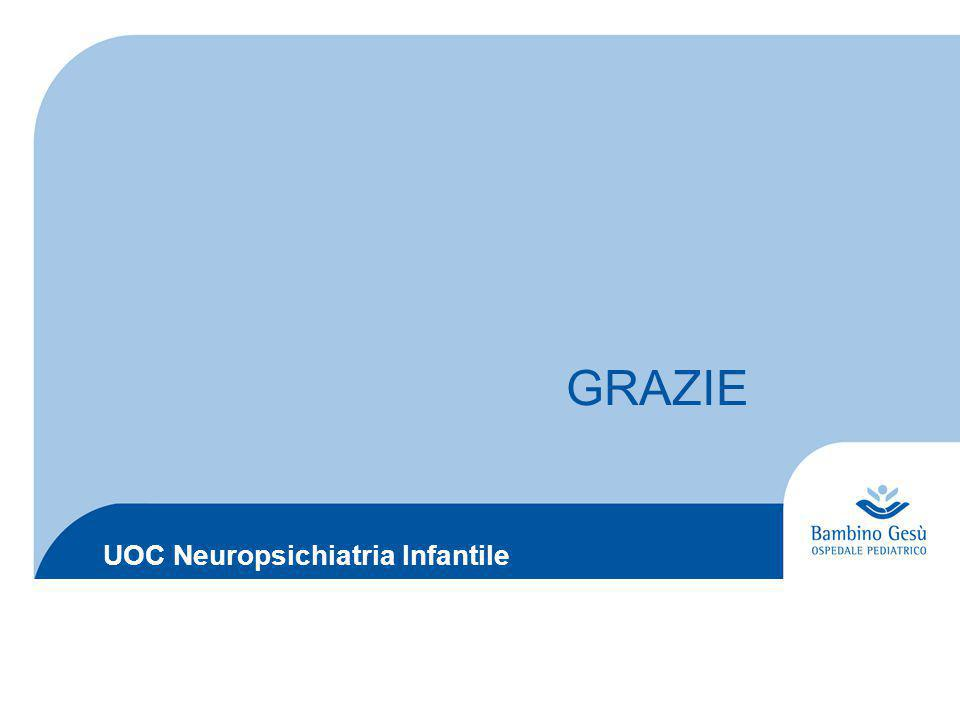 GRAZIE UOC Neuropsichiatria Infantile