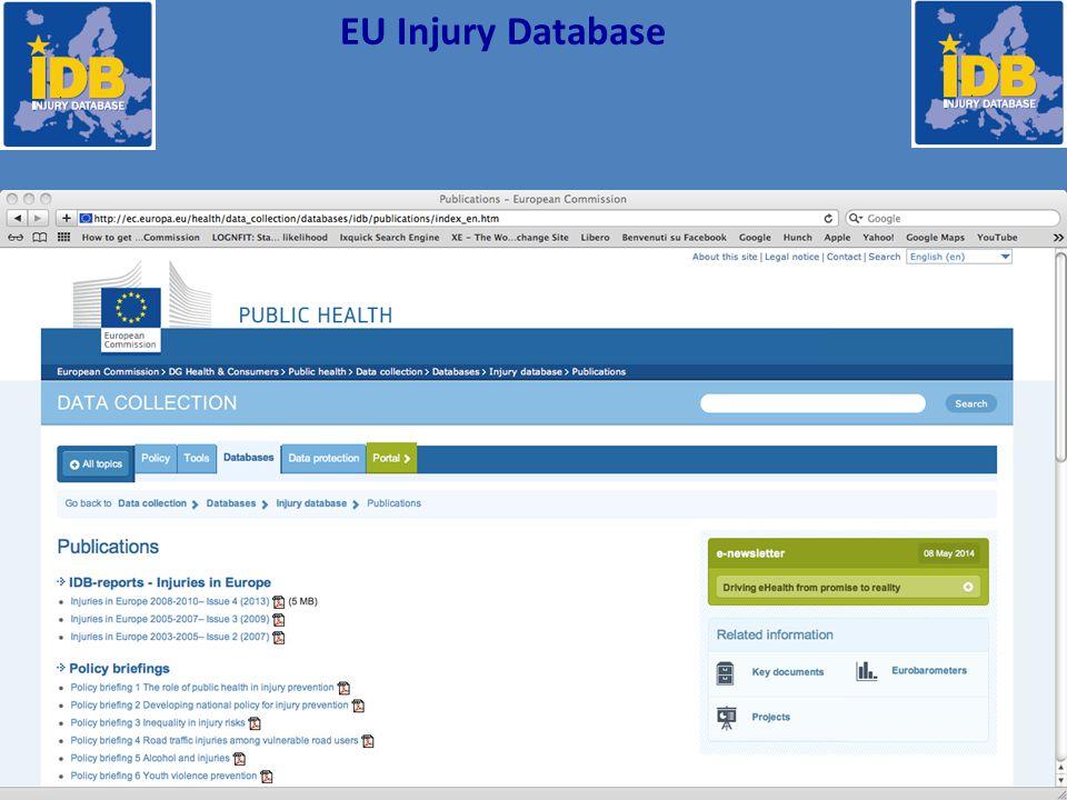 Accessi in PS ospedali Full Data Set rete SINIACA-IDB anno 2012