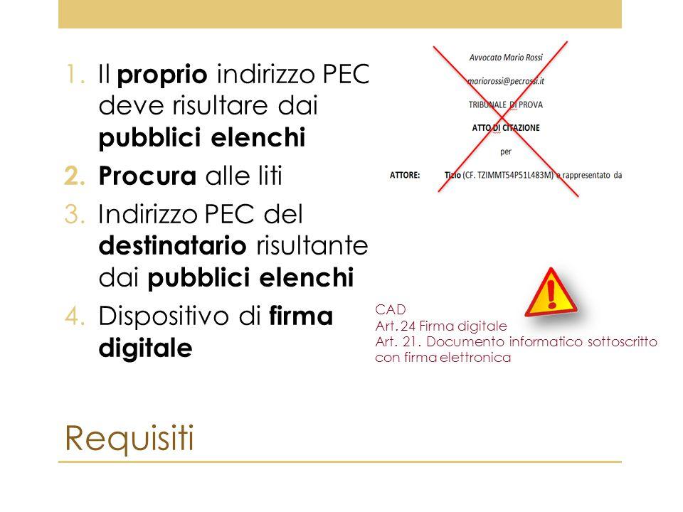 Preparazione atto da notificare Documento informatico Un documento scritto direttamente dall'avvocato e trasformato in PDF (es.
