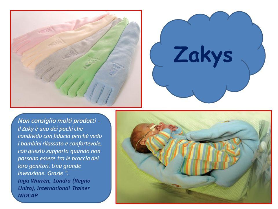 Zakys Non consiglio molti prodotti - il Zaky è uno dei pochi che condivido con fiducia perché vedo i bambini rilassato e confortevole, con questo supp