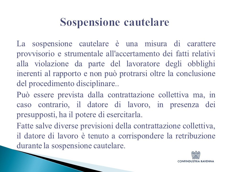 L'asserita illegittimità della sanzione potrà derivare sia dalla violazione di una norma procedimentale, sia dall'insussistenza dell'addebito, sia dalla non proporzionalità della sanzione irrogata.