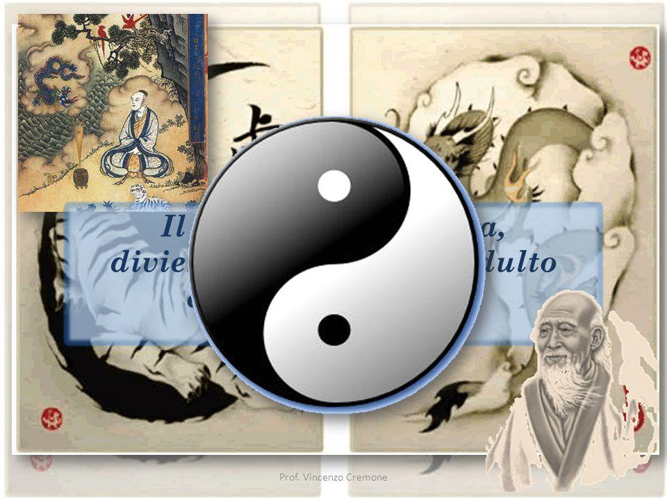Il cinese nasce taoista, diviene confuciano da adulto e muore buddhista. (detto popolare)