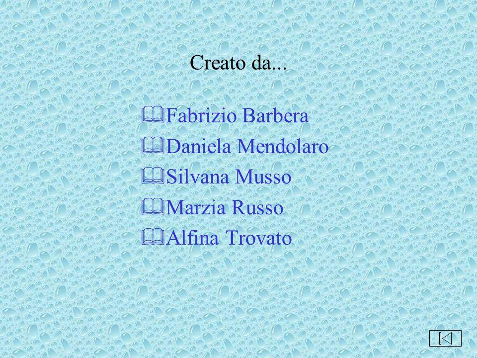  Fabrizio Barbera  Daniela Mendolaro  Silvana Musso  Marzia Russo  Alfina Trovato