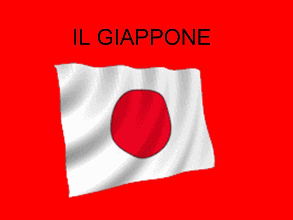 Un po' di dati… Superficie: 372.824 kmq (ita 301.000) Popolazione: 127.931.000(ita 61.000.000) Densità: 343 ab/kmq (202 ab/kmq) Capitale: Tokyo (12.000.000.000) Nome completo: Impero del Sol Levante o Impero del Giappone (Nippon-koku) ISU: 0,901 (8° posto) (2011) Moneta:Yen