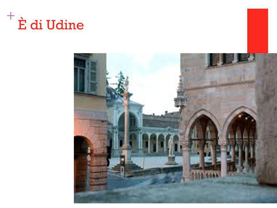 + È di Udine