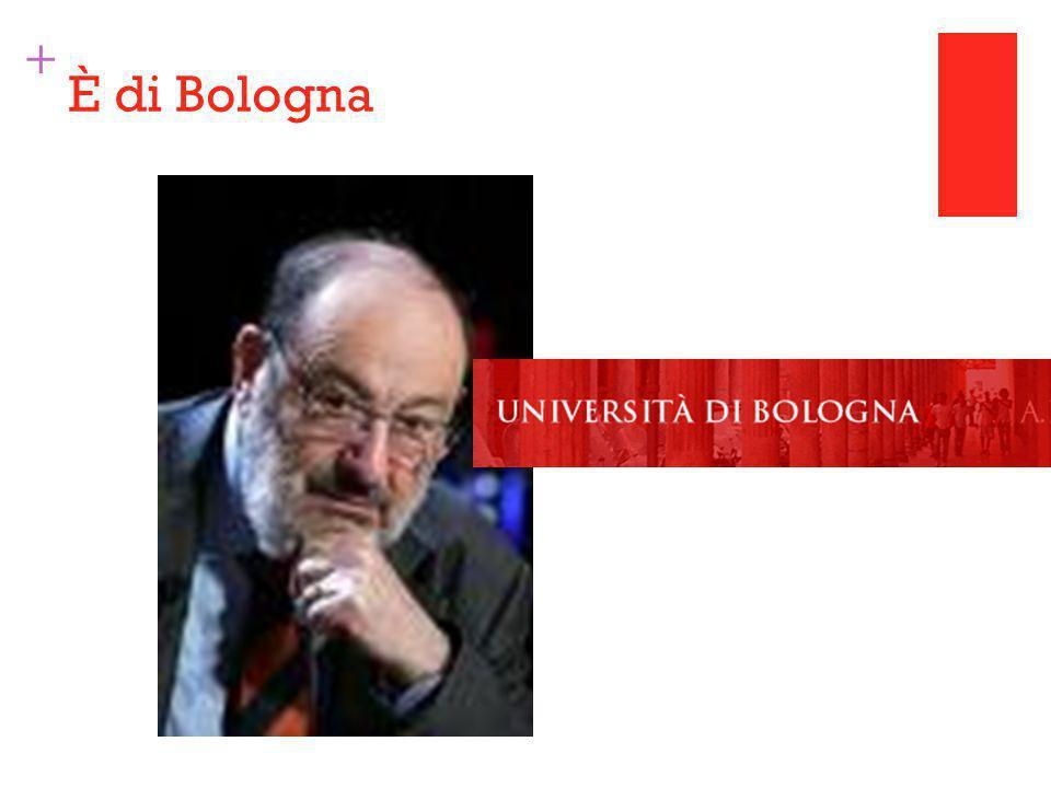 + È di Bologna